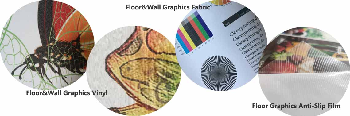Floor&Wall Graphics Materials