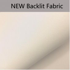 NEW Backlit Fabric 63 inches x 165 ft,8.8 oz
