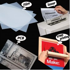 Premium Transparency Film 5 mil for Laser Printer,11 x 17 inches ,100 sheets