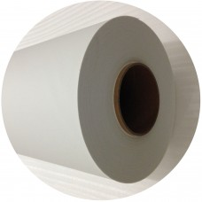 "Eco-solvent Silver Back Polyester (PET)  Roll Up Matte Film 9.8mil ( 0.25mm ), 36""x100ft"