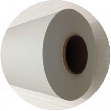 """Eco-solvent White Back Polypropylene (PP)  Roll Up Matte Film 9.8mil ( 0.25mm ), 36""""x100ft"""