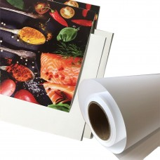 Classical Poster Photo Paper,7.8oz,10.8 mil,60in x 150ft. Roll,White-Matte Finish