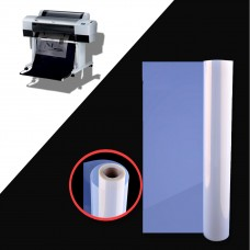 """13/""""x100ft,Waterproof Inkjet Instant-Dry Transparency Film for Screen Printing"""