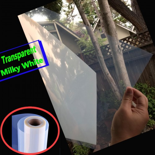 Waterproof Inkjet Instant Dry Transparency Film 5mil,44 in x