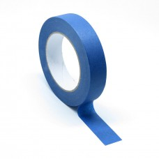 "Crepe Blue Paper Masking Tape 1"" x 165ft / roll"