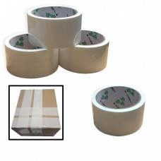 "Storage and Shipping Packaging Tape 2"" x 150ft / roll    ( 96 Rolls in One Box )"