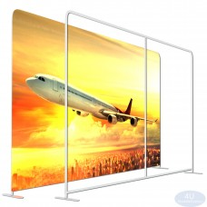 7 ½ x 10ft EZ Tube Large Format Straight Backdrop Display Frame  (HxW)(Hardware Only)