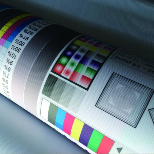 picture regarding Printable Fabric Roll named Eco-solvent Inkjet Printing Polyester Thick Canvas - 54\