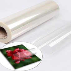 Optically Clear Mounting Adhesive Perm/Rem PET Film,38 in x 165 ft