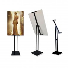 Poster Stand Sign Holder for Display ( Angle adjustable )